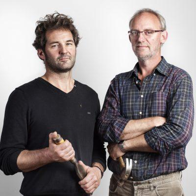 Jan Kuperus & Rienk Gardenier